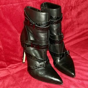 Guess Moto Style Booties